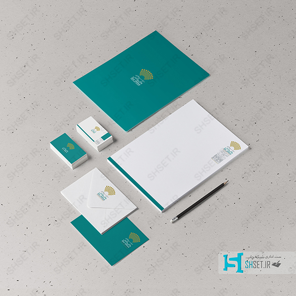طراحی ست اداری | طراحی و چاپ ست اداری | اوراق اداریطراحی ست اداری