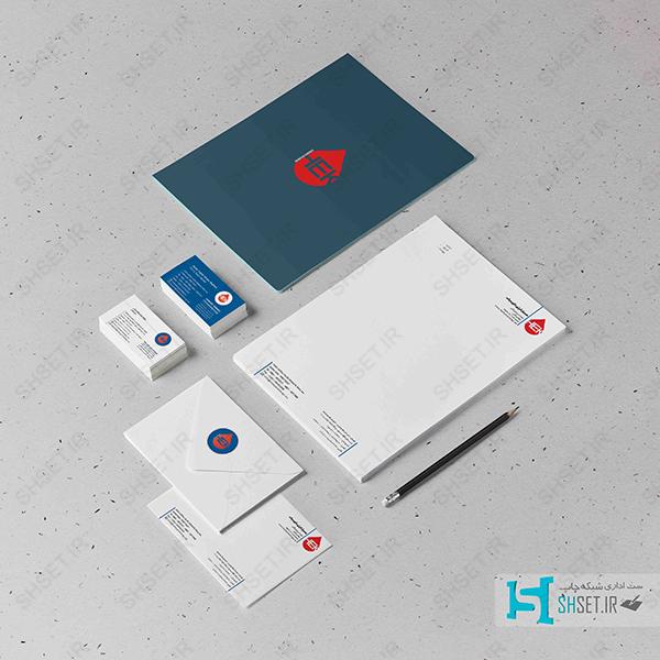 طراحی ست اداری   طراحی و چاپ ست اداری   اوراق اداریطراحی لوگو و ست اداری